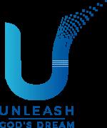 unleash logo vertical text